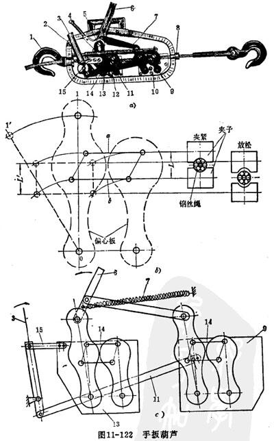 手扳葫芦简介-电动葫芦|群吊电动葫芦|手拉葫芦|手扳